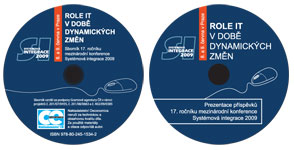 CD Systémová integrace 2009